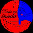 Nuevo logo del blog Desde mi ínsula