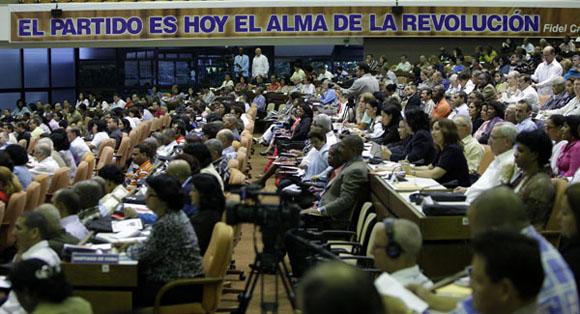 Todo proceso de cesión de protagonismo al Poder Popular pasa por el replanteamiento del papel del Partido dentro de la sociedad cubana. Foto: Ismael Francisco/Cubadebate